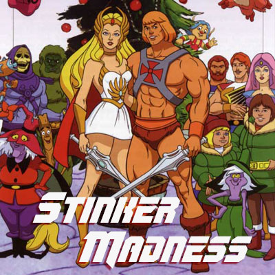 He Man Christmas.He Man And She Ra A Christmas Special Stinker Madness