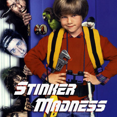 Home alone 3 stinker madness for Home alone 3