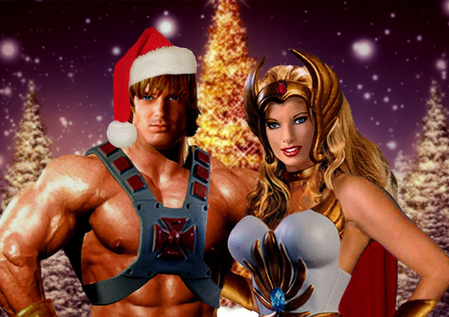 He-Man and She-Ra Xmas Special