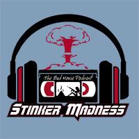 Stinker Madness Podcast Logo